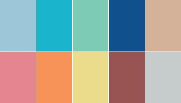 2015 Spring Colors